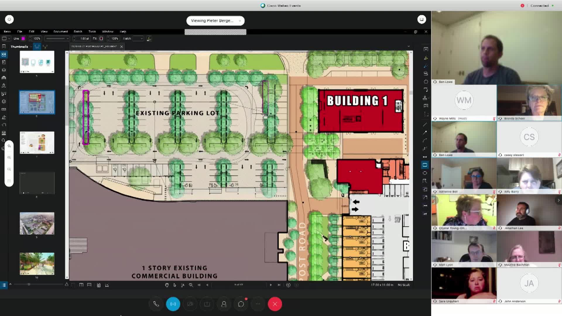 Planning Commission Meeting - 04/22/2020