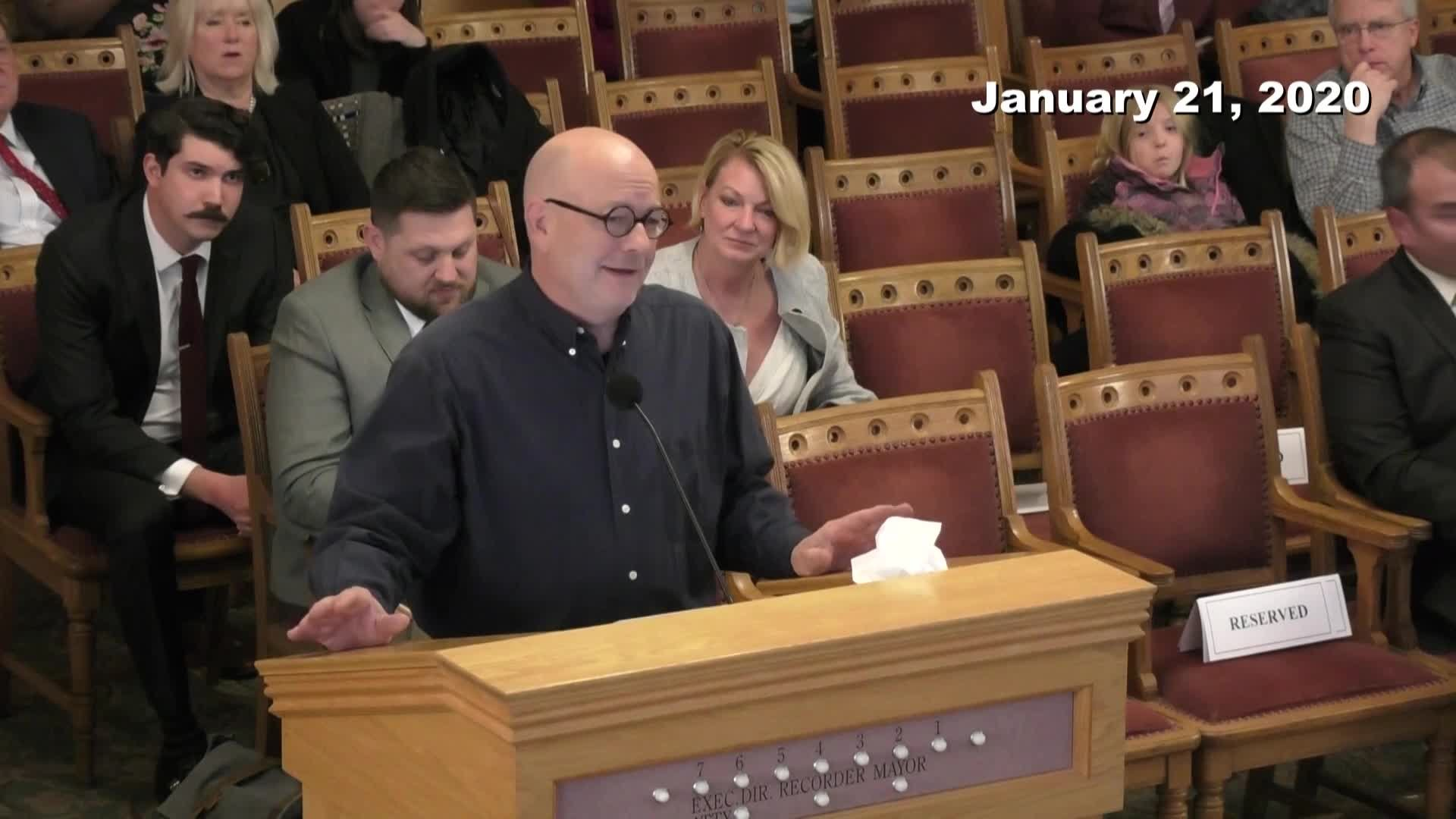 City Council Work Session - 01/21/2020