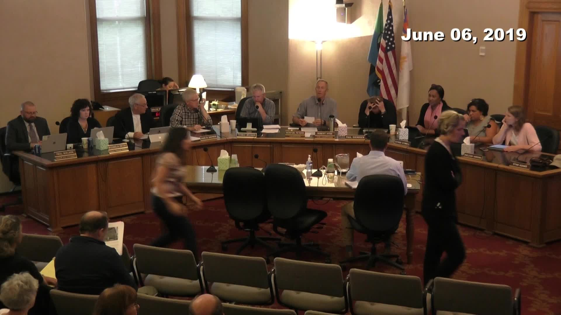 Historic Landmarks Commission Meeting - 06/06/2019