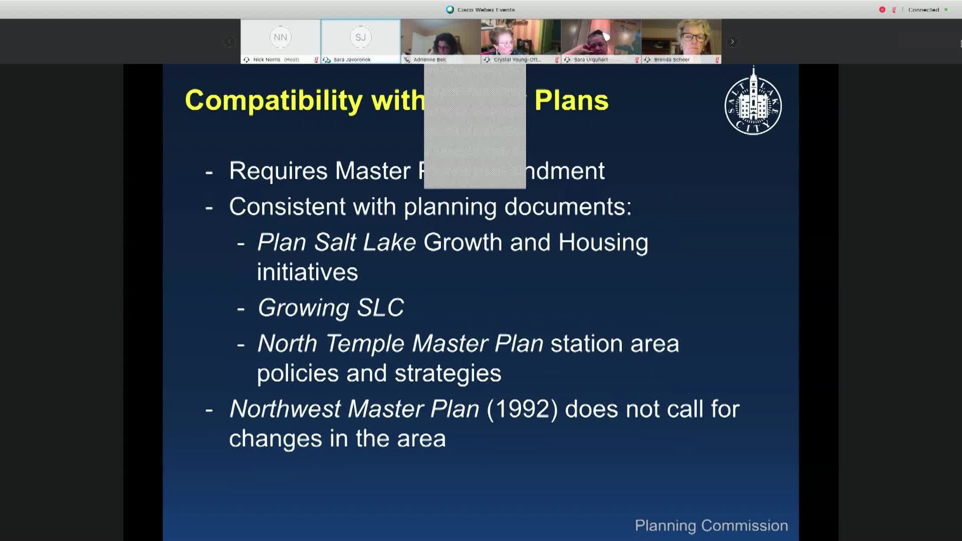 Planning Commission Meeting - 04/08/2020