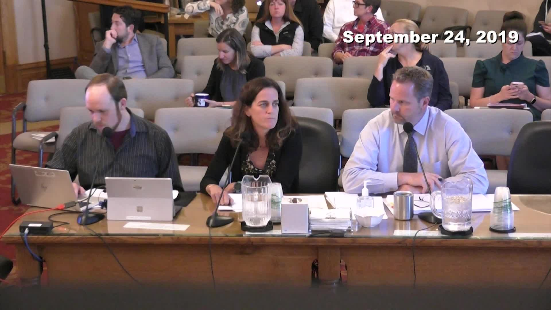Redevelopment Agency (RDA) Meeting - 09/24/2019