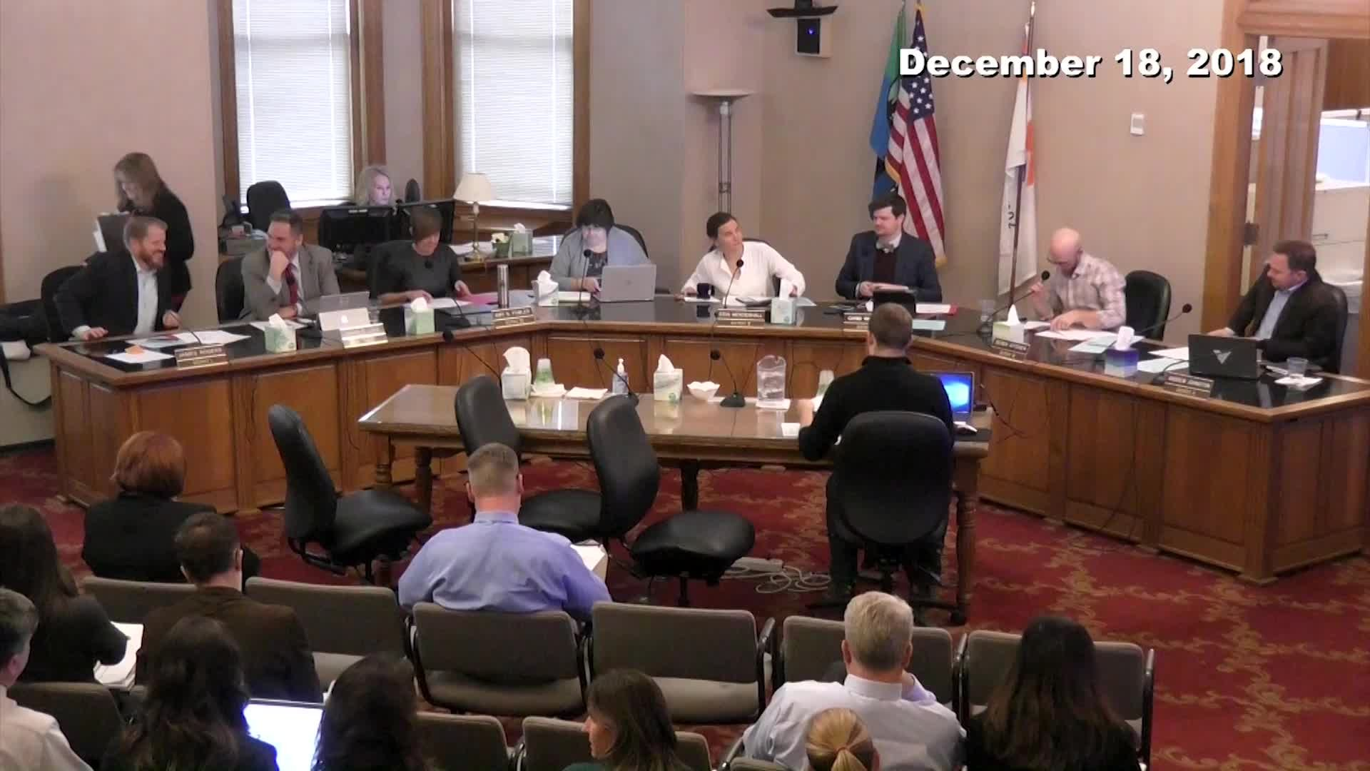 Redevelopment Agency (RDA) Meeting - 12/18/2018