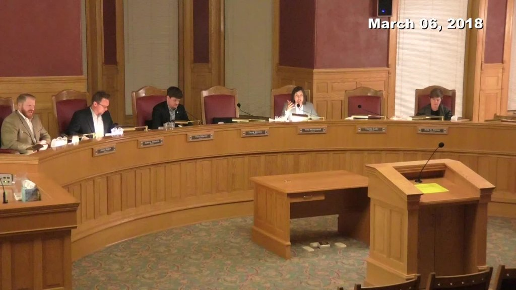 City Council Formal Meeting - 03/06/2018